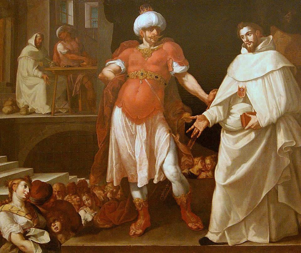 Resultado de imagen de Cristo mercedario