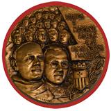 Medalla conmemorativa de la beatificación de los Mártires Mercedarios del s.xx